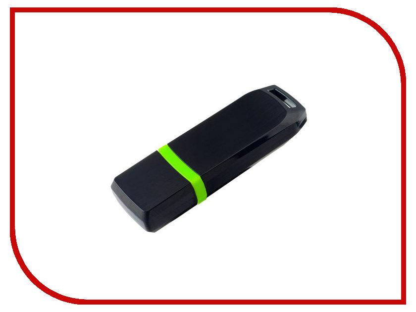 USB Flash Drive 8Gb - Perfeo C11 Black PF-C11B008