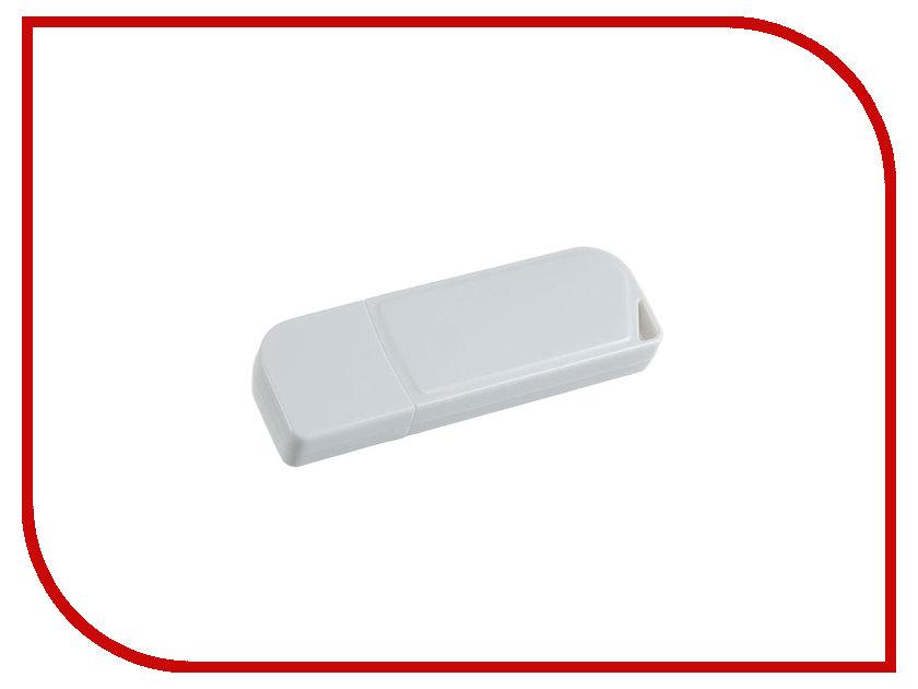 USB Flash Drive 8Gb - Perfeo C10 White PF-C10W008