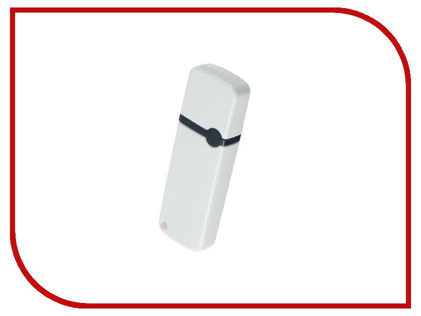 USB Flash Drive 8Gb - Perfeo C07 White PF-C07W008