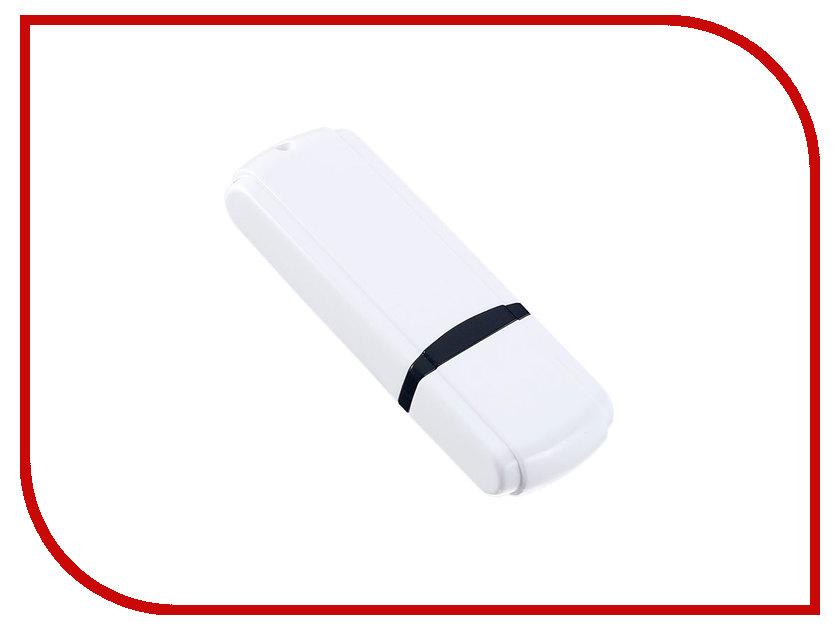 USB Flash Drive 8Gb - Perfeo C02 White PF-C02W008 usb flash drive 64gb perfeo c02 black pf c02b064