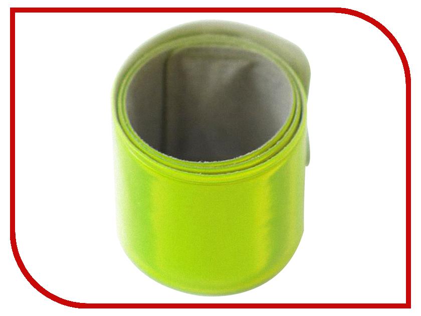 Светоотражатель Blicker Slap-браслет Yellow KW151-001