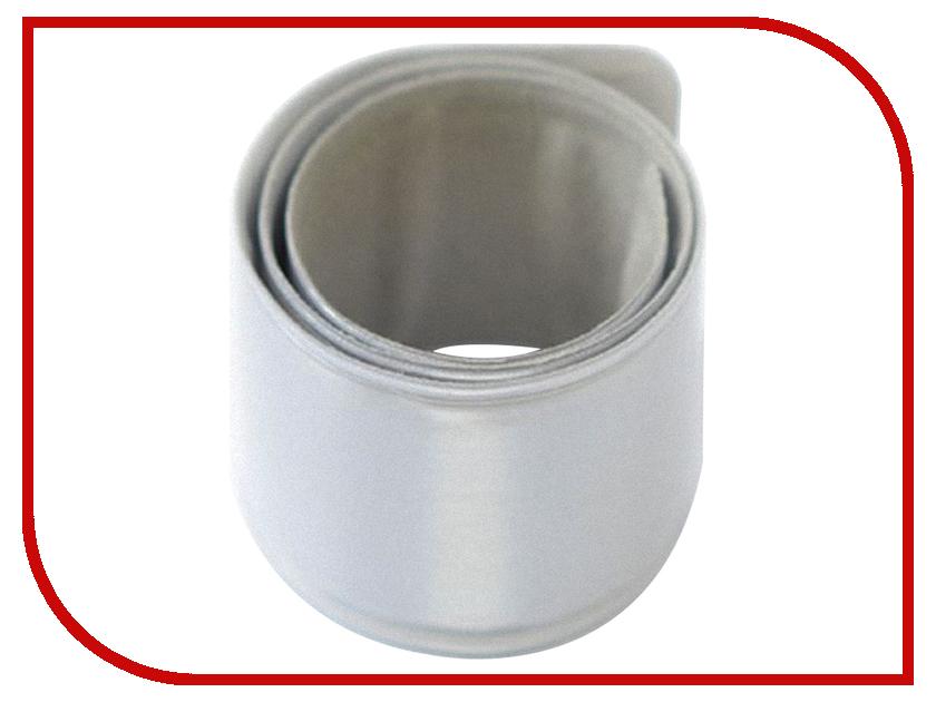 Светоотражатель Blicker Slap-браслет Silver KW151-003