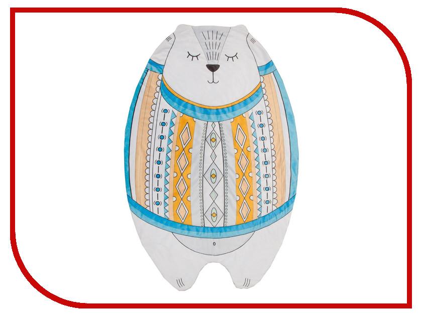 Плед Крошка Я Мишка 124x77cm 2737773
