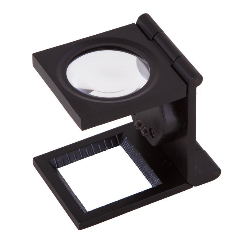 Лупа настольная Levenhuk Zeno Desk D0 6x LED 71205