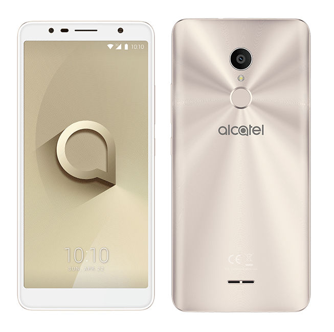 Сотовый телефон Alcatel 5026D 3C Gold Metallic сотовый телефон alcatel 3025x metallic gray