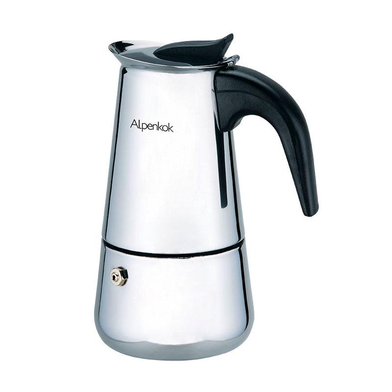 Кофеварка Alpenkok AK-803 500ml цена