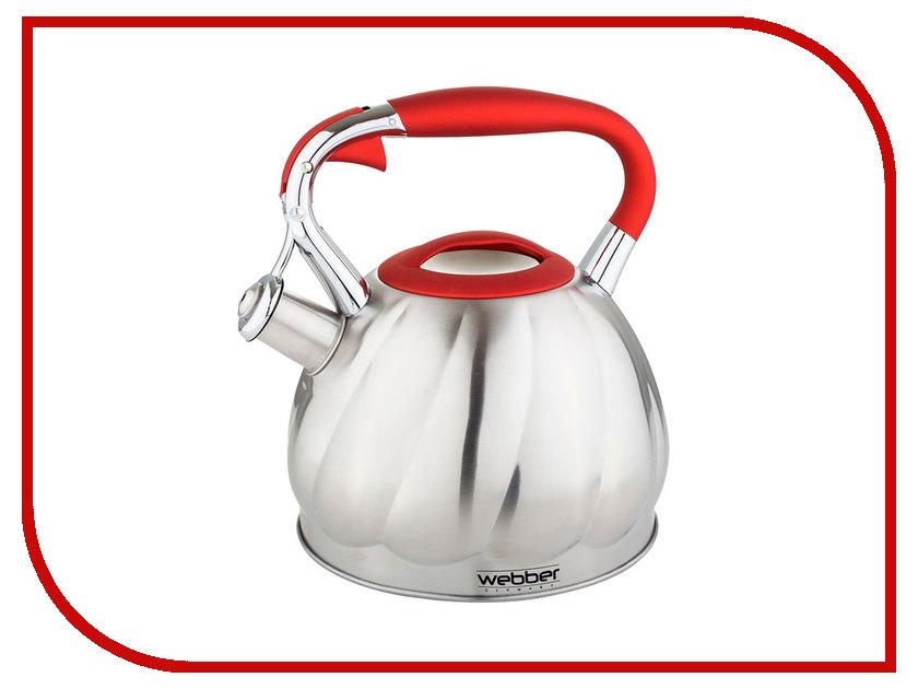 Чайник Webber 3L BE-0544 чайник заварочный webber be 5584 4 ромашки 800ml