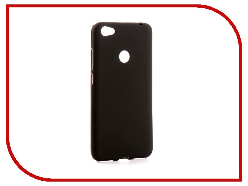 Аксессуар Чехол Xiaomi Redmi Note 5A Prime Svekla Silicone Black SV-XIREDN5APRIME-MBL аксессуар чехол asus zenfone 3 max zc553kl svekla silicone black sv aszc553kl mbl