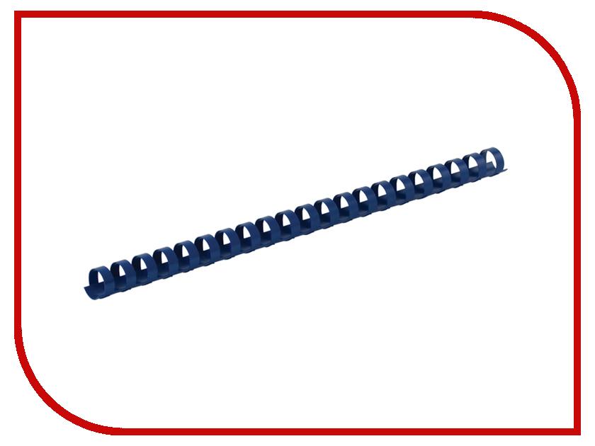 Пружины для переплета Гелеос 10мм 100шт Blue BCA4-10BL