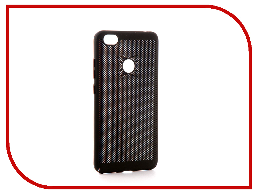 цена на Аксессуар Чехол Xiaomi Redmi Note 5A Neypo Soft Touch Black ST3515