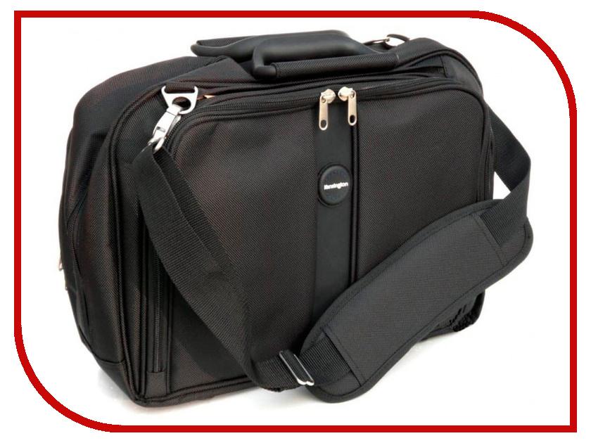 Аксессуар Сумка Kensington Contour 15.6-inch Black 62220 аксессуар сумка 15 6 inch deluxe dlnb 604b n15 6 black