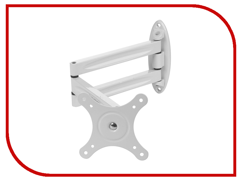 Кронштейн Kromax Techno-11w (до 15кг) White