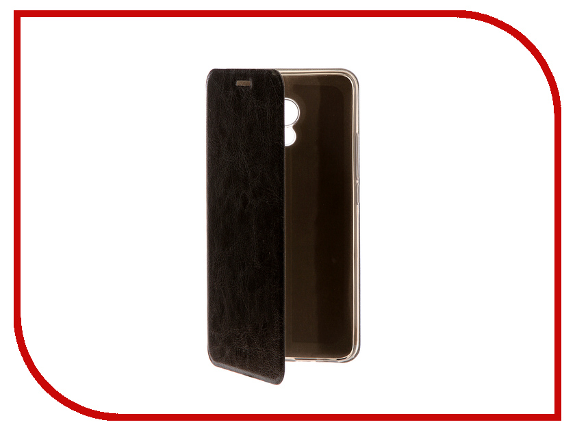 Аксессуар Чехол Meizu Pro 6 Plus Mofi Vintage Black 15080 смартфон meizu pro 7 plus 64gb m793h золотистый