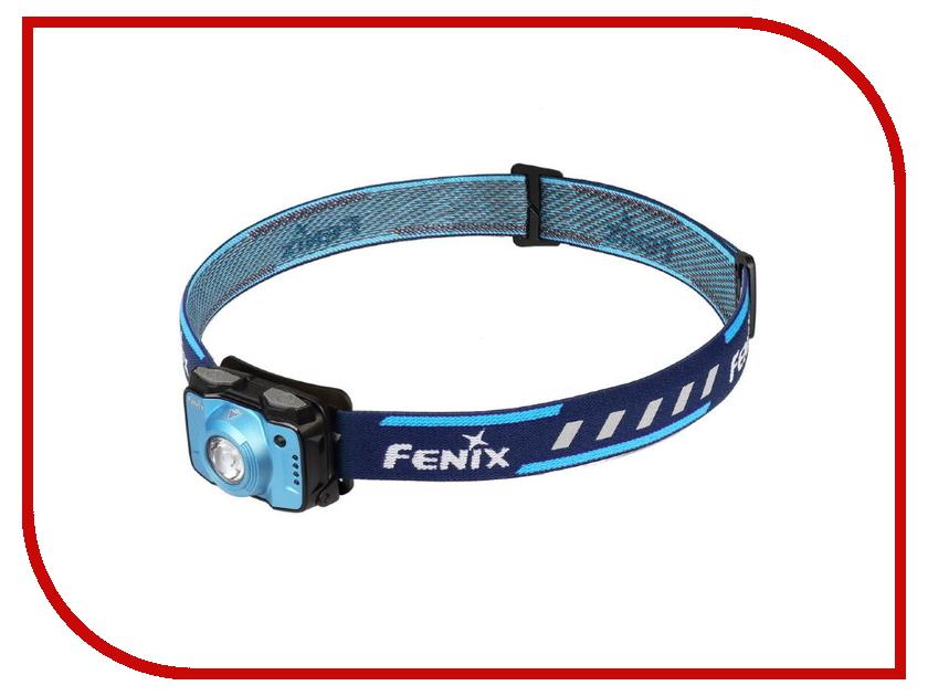 Фонарь Fenix HL12 Blue жезл сигнальный fenix ad202