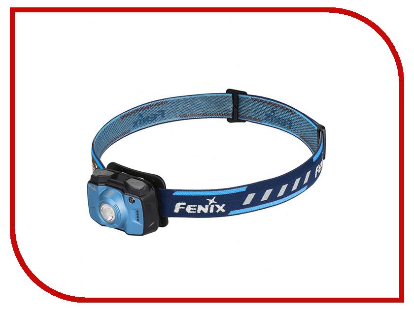 Фонарь Fenix HL32R Blue фонарь fenix fd65