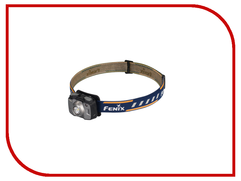 Фонарь Fenix HL32R Grey фонарь fenix fd65
