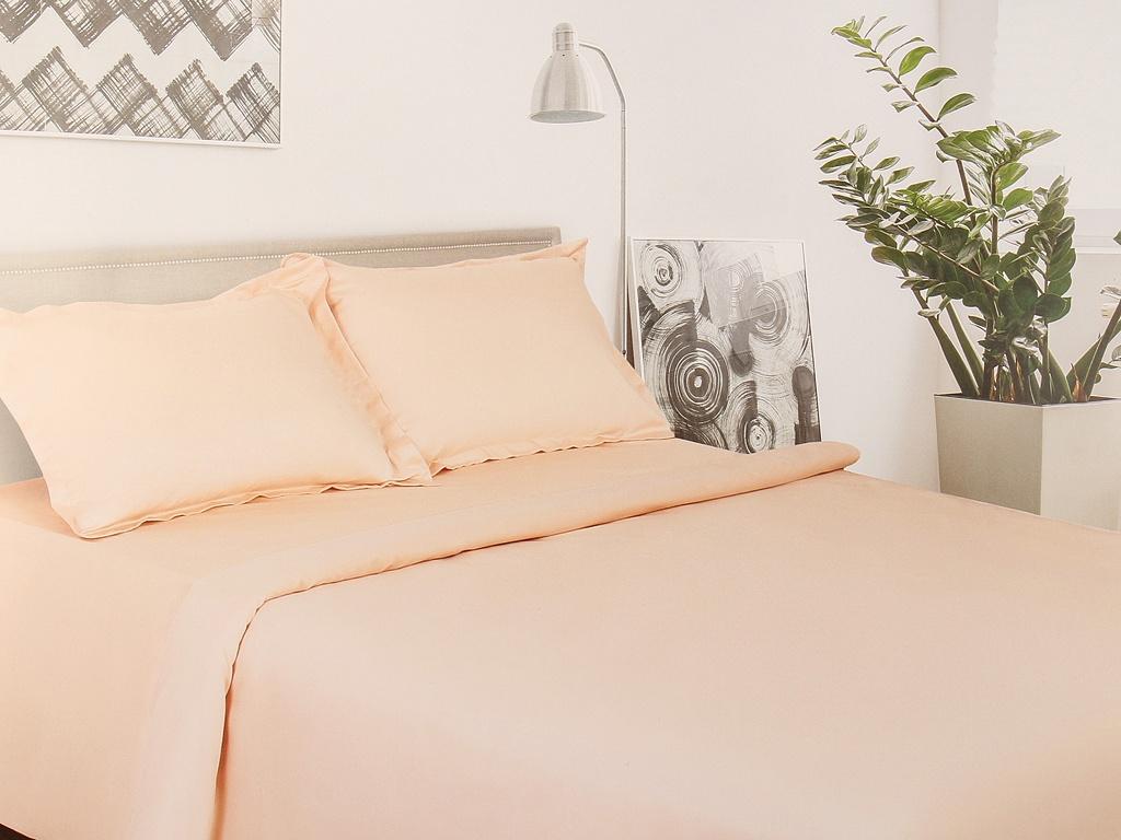 Постельное белье Этель Розовая колыбельная Комплект Дуэт Сатин 2733582
