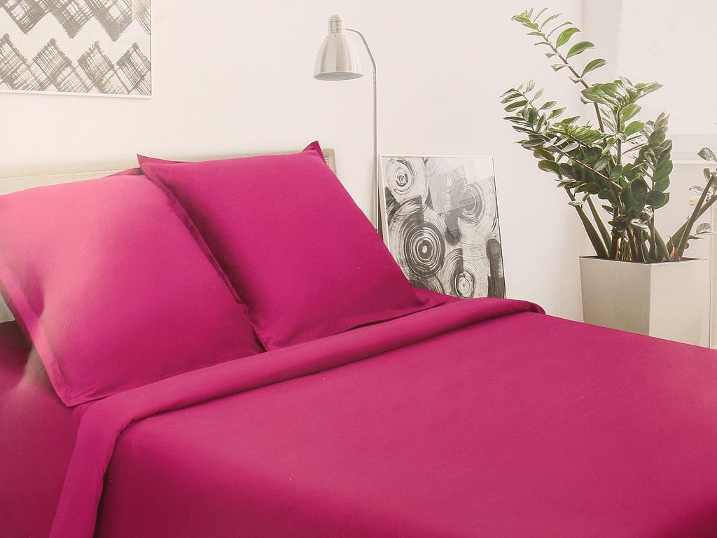 Постельное белье Этель Пурпурное сияние Комплект Дуэт Сатин 2594346