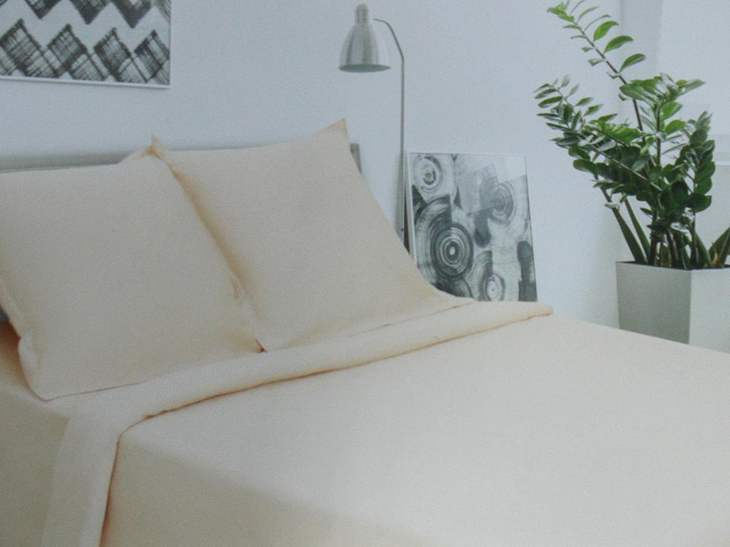 Постельное белье Этель Розовая колыбельная Комплект 1.5 спальный Сатин 2594355