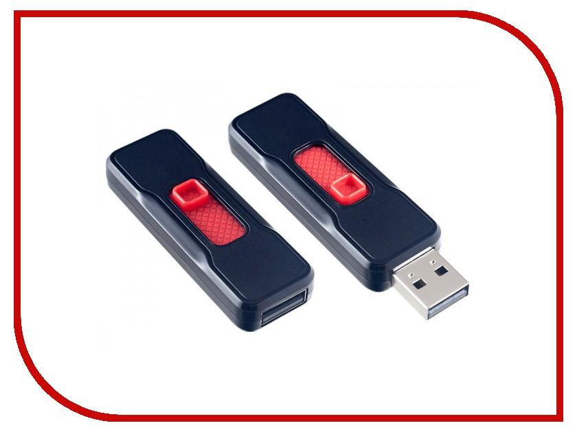 USB Flash Drive 16Gb - Perfeo S04 Black PF-S04B016