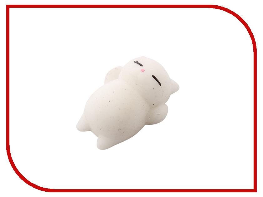 Игрушка антистресс Relax Cat White C3559 white simulation cat toy polyethylene
