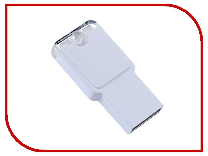USB Flash Drive 32Gb - Perfeo M01 White PF-M01W032 недорго, оригинальная цена