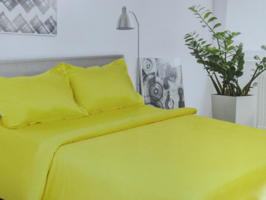 Постельное белье Этель Шафрановое утро Комплект 2 спальный Сатин 2733603