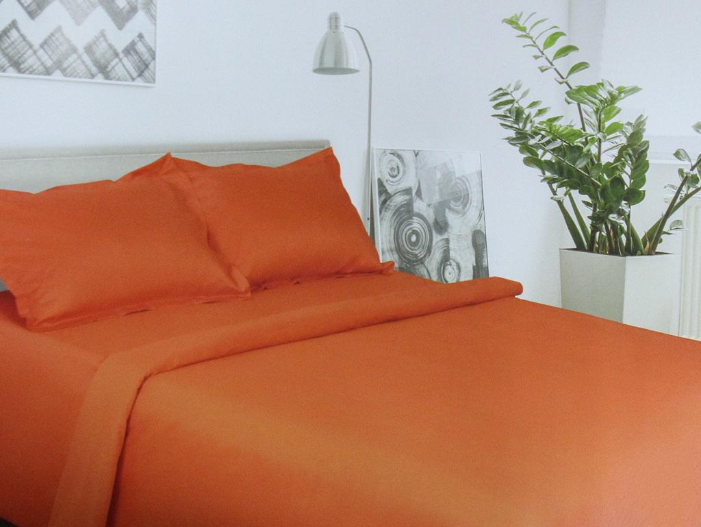 Постельное белье Этель Янтарный блеск Комплект 2 спальный Сатин 2733605