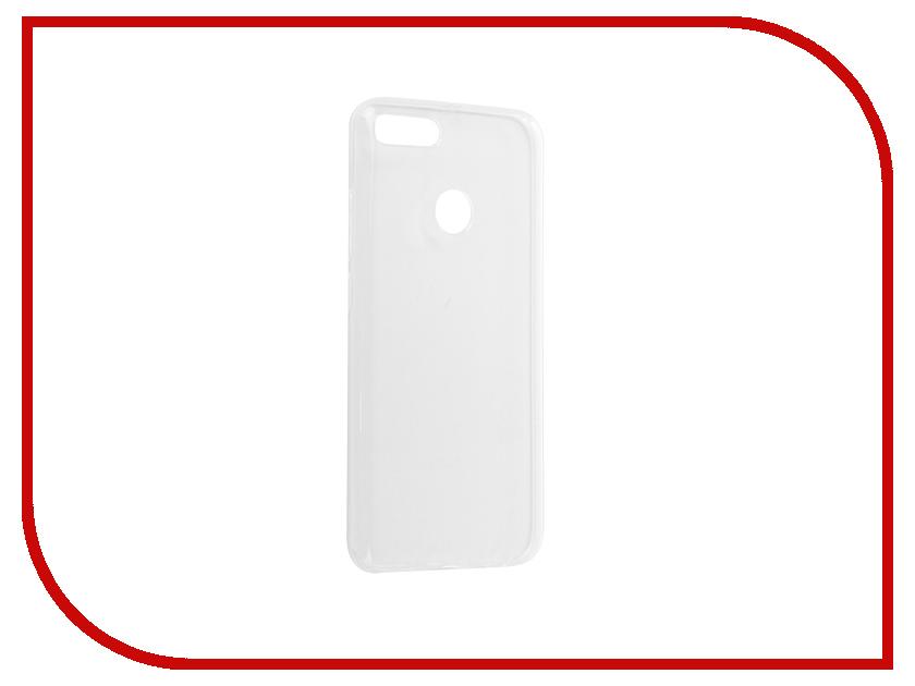 Аксессуар Чехол Xiaomi Mi A1 / 5X Pero Silicone Transparent монопод xiaomi mi selfie stick tripod