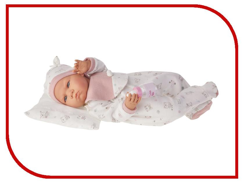 Кукла Antonio Juan Кукла Бертина Pink 1951P кукла antonio juan кукла ланита pink 1110p