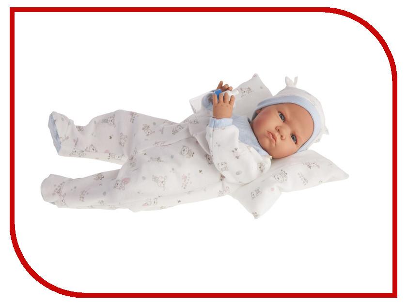 Кукла Antonio Juan Кукла Бертина Light Blue 1951B кукла antonio juan кукла ланита pink 1110p