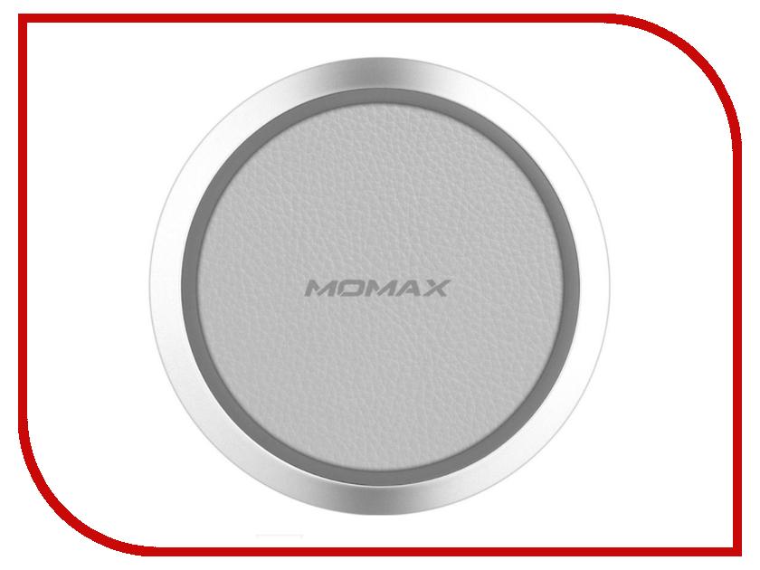 Зарядное устройство MOMAX Q.Pad UD3 White