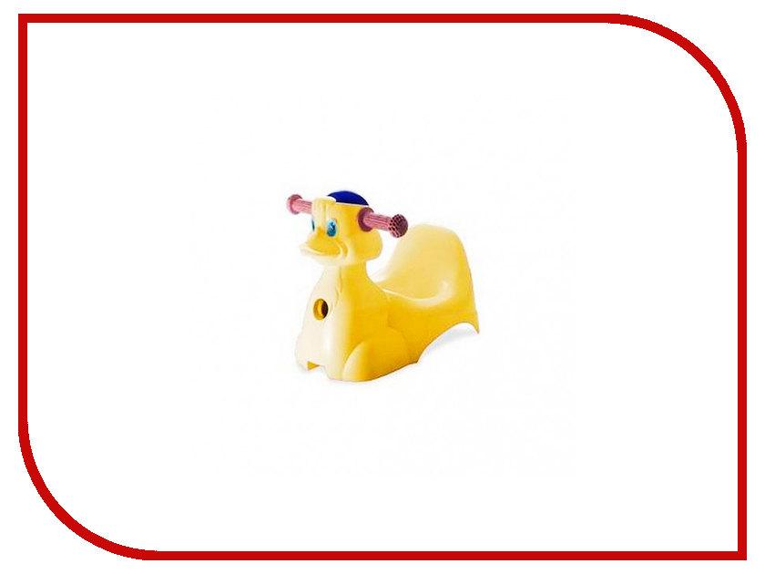 Горшок-игрушка Пластик репаблик Уточка ЯВ066474 Yellow