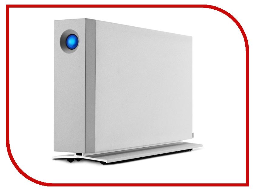 внешние HDD/SSD d2 Thunderbolt STEX8000401  Жесткий диск LaCie d2 Thunderbolt 8Tb STEX8000401