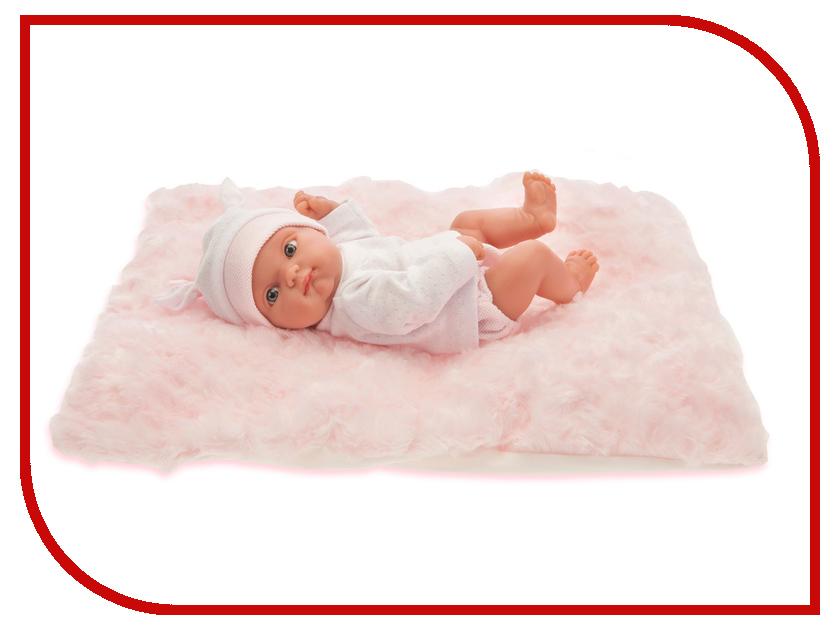 Кукла Antonio Juan Кукла Пепита на розовом одеялке 3903P кукла antonio juan кукла ланита pink 1110p