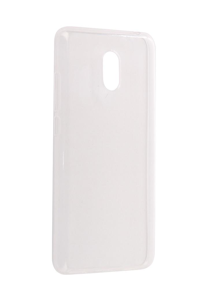 Чехол Pero для Meizu M6 Silicone Transparent чехол для meizu m6 onext silicone прозрачный