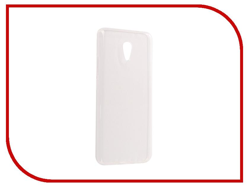 Аксессуар Чехол Meizu M5 Note Pero Silicone Transparent смартфон meizu m5 note m621h 16gb серый