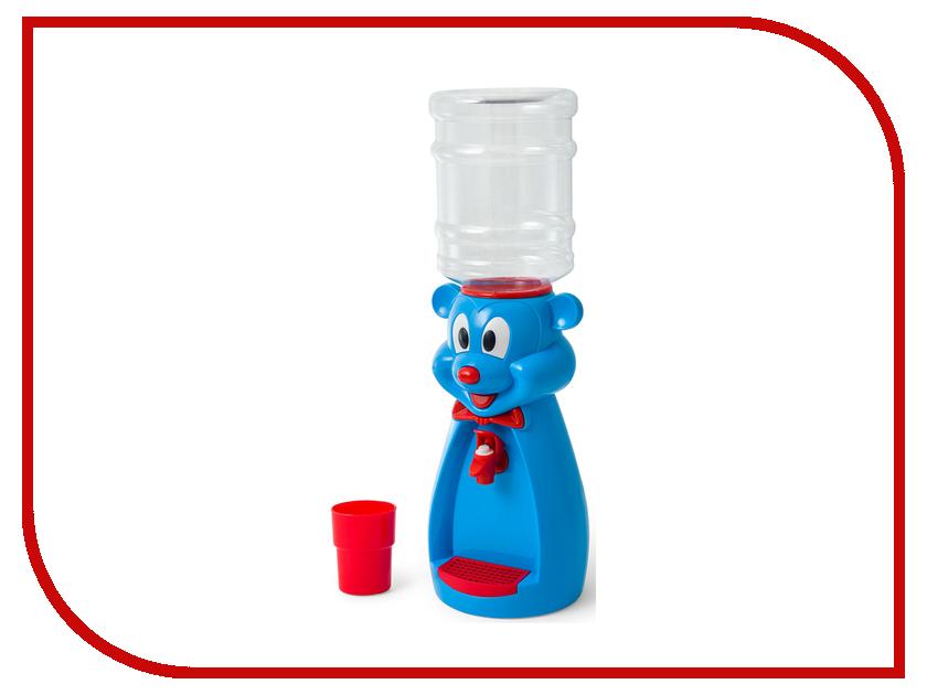 5011  Кулер Vatten Kids Mouse со стаканчиком Blue 5011