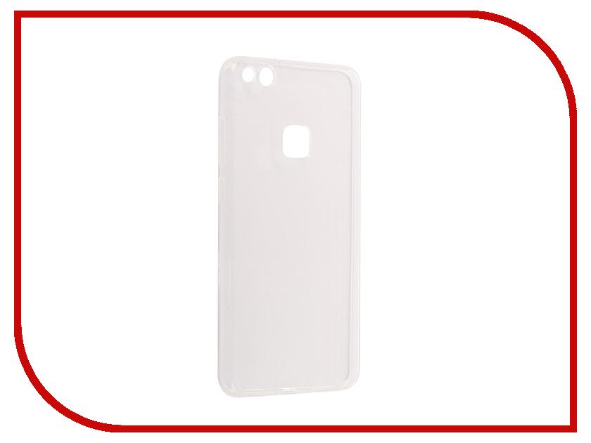 Аксессуар Чехол Huawei P10 Lite Pero Silicone Transparent аксессуар чехол huawei p10 lite smart case light grey 51991907