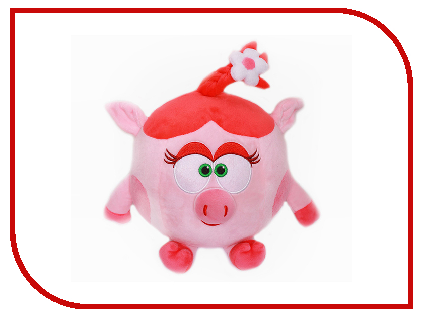 Игрушка-грелка Warmies Смешарики-Нюша SME-PIG-1