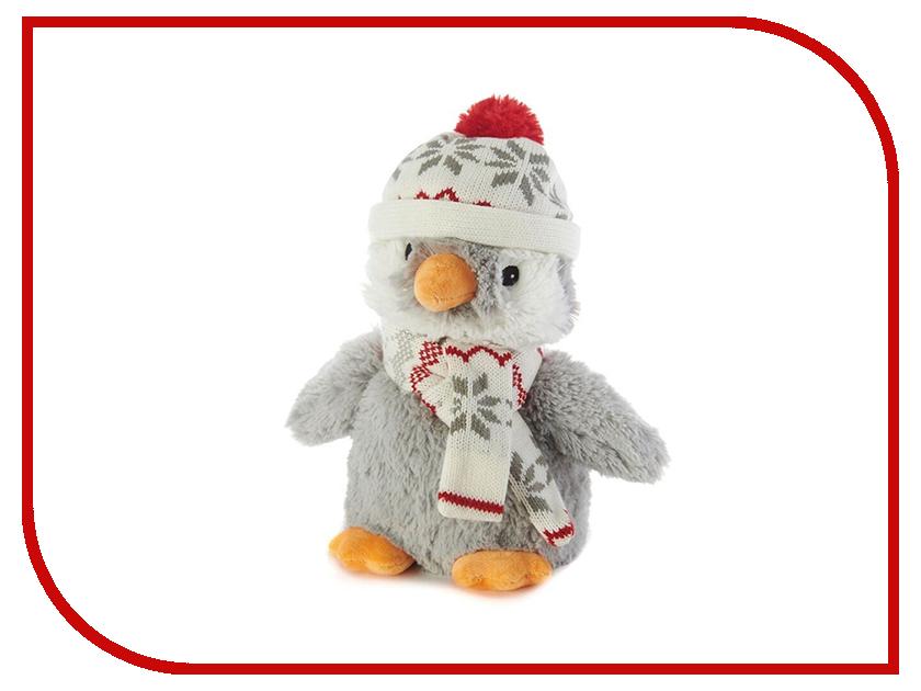 Игрушка-грелка Cozy Plush Пингвин в шапочке CP-PEN-3