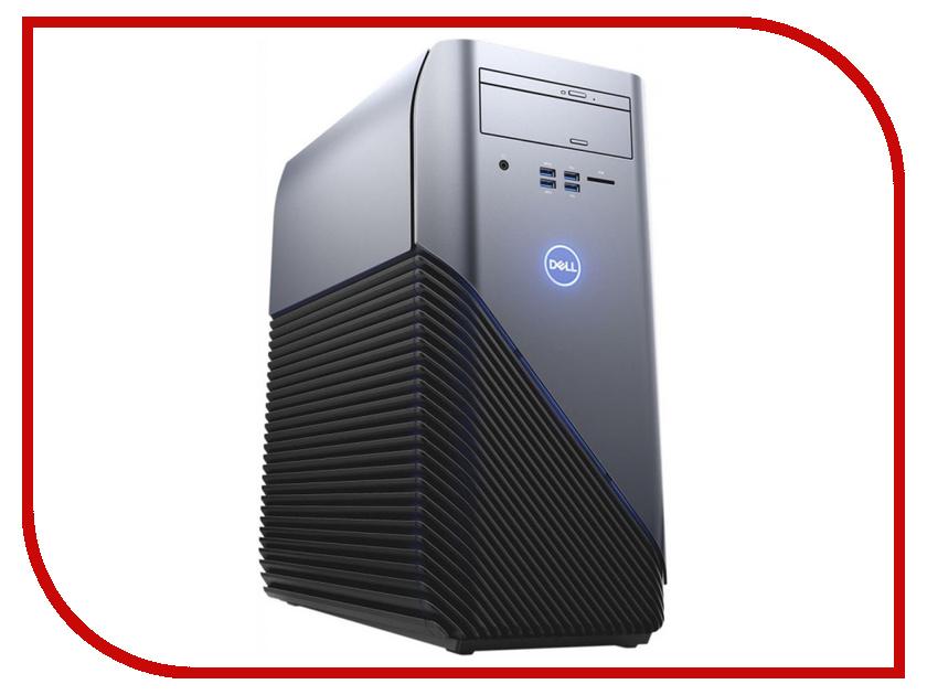 Настольный компьютер Dell Inspiron 5675 Black 5675-4773 (AMD Ryzen 5 1400 3.2 GHz/8192Mb/1000Gb+256Gb SSD/DVD-RW/AMD Radeon RX 570 4096Mb/Wi-Fi/Bluetooth/Windows 10 Home 64-bit)