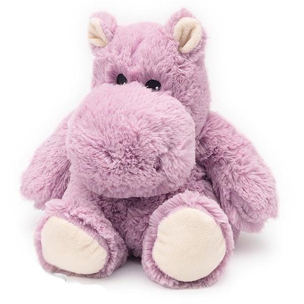 Игрушка-грелка Cozy Plush Бегемотик CP-HIP-1 warmies игрушка грелка cozy plush розовый кролик