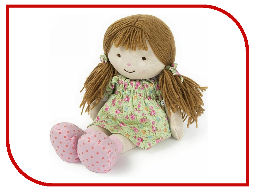 Игрушки-согревашки Кукла Элли  Игрушка-грелка Warmies Кукла Элли RD-ELL-1