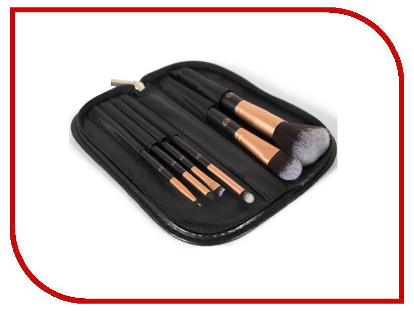 Профессиональный набор кистей для макияжа Rio BRCE дорожный набор кистей для макияжа