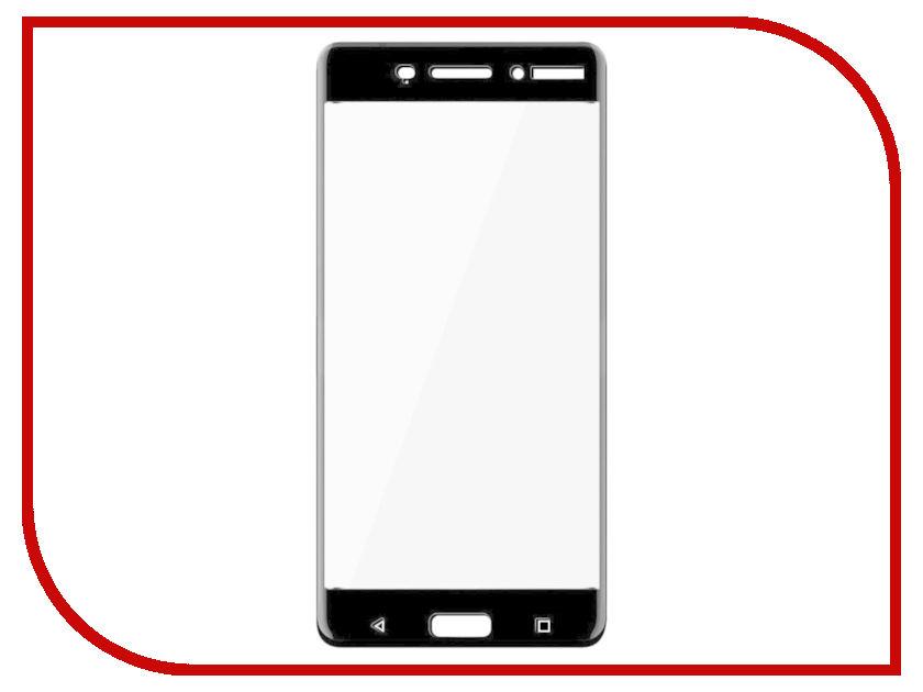 Аксессуар Защитное стекло Nokia 6 Pero 2.5D Black аксессуар защитное стекло nokia 6 luxcase 0 33mm 82198
