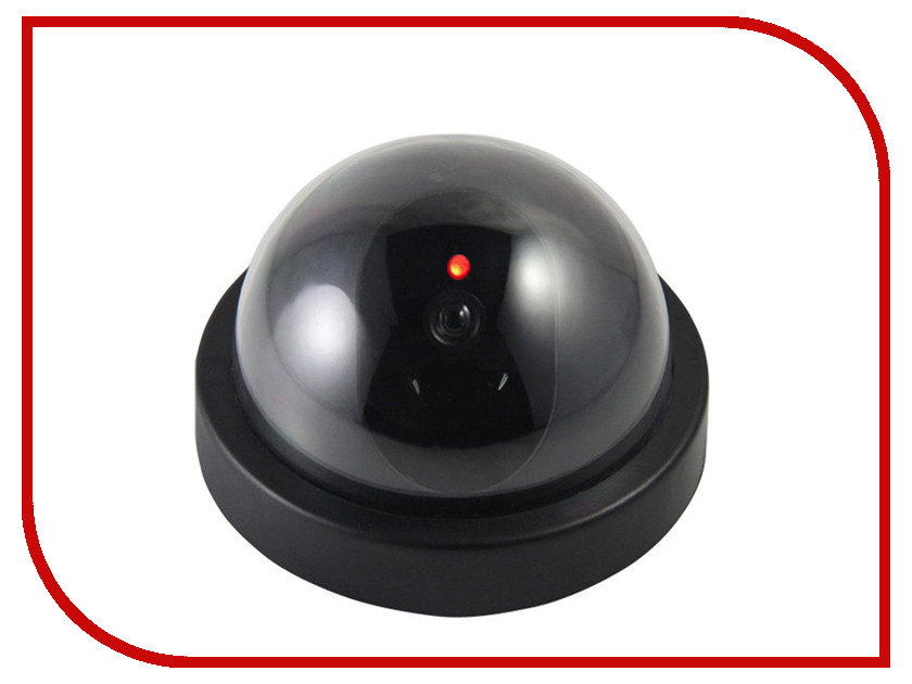 Муляж камеры As Seen On TV Security Camera portable on camera led video light kit