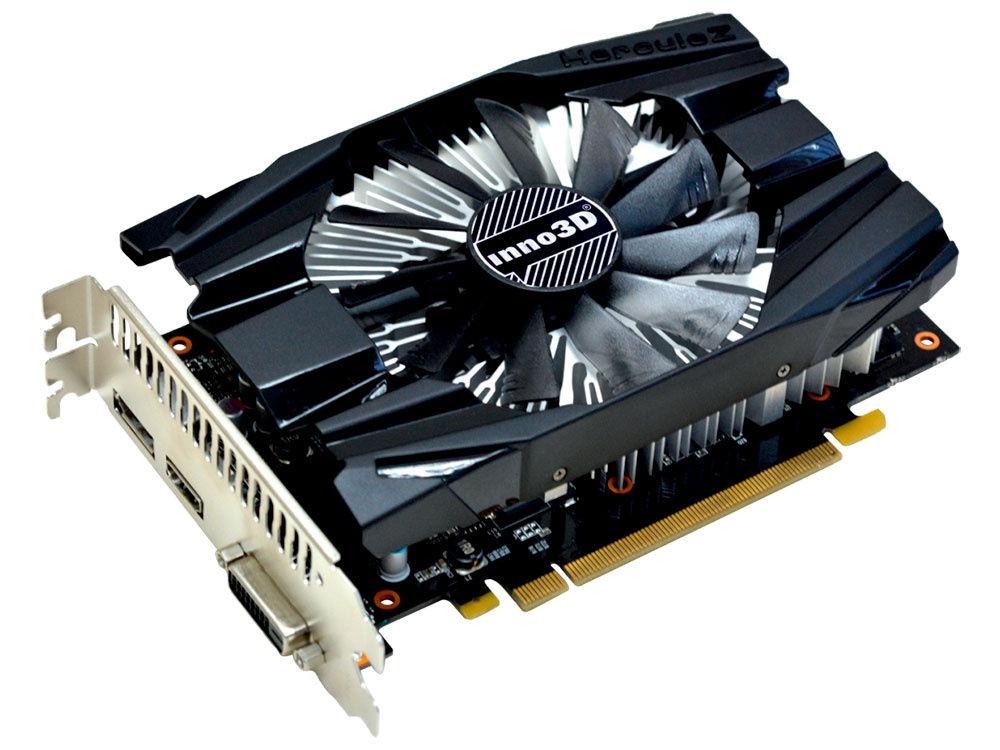 Видеокарта Inno3D GeForce GTX 1060 Compact 1506Mhz PCI-E 3.0 6144Mb 8000Mhz 192 bit 3xDP DVI HDMI HDCP N1060-6DDN-N5GM цены