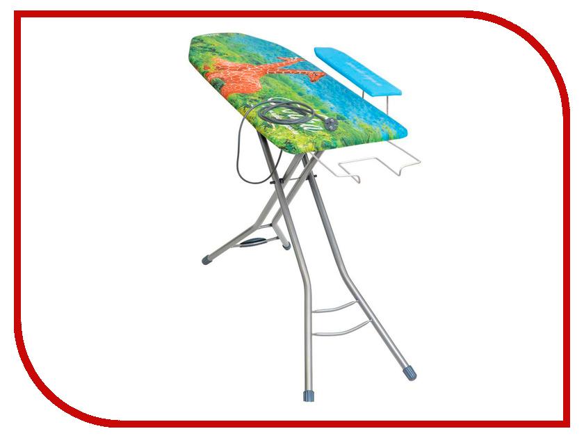 Гладильная доска Nika Stella-Unior 3 СТЮ3 санки коляска nika умка 3 1 у 3 1 вязаный бирюза