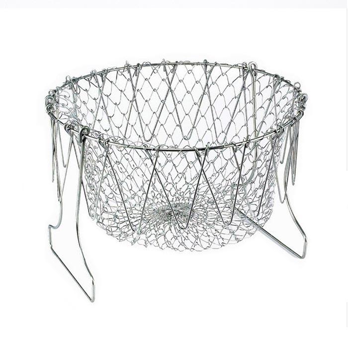 Складная решетка As Seen On TV Chef Basket